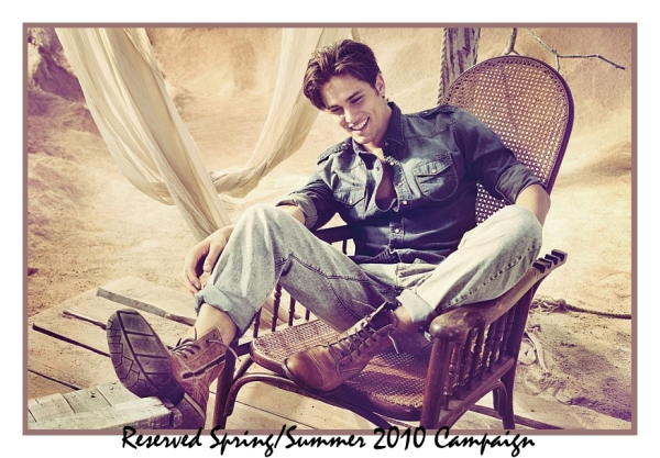 Reserved Spring-Summer 2010 Campaign 9