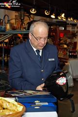 Helmübergabe Feuerwehrmuseum 14.01.10