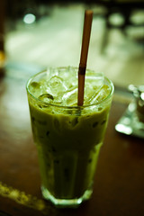Green Tea Latte