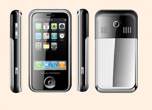 Mini iPhone: El Telefono de Apple en version china