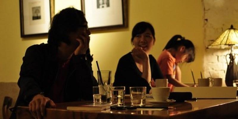 【咖啡館】台南「小說」(已歇業)