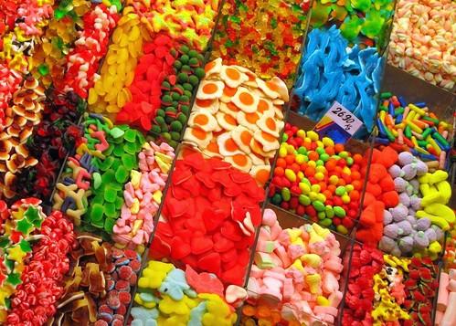 Barca candy