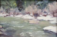 Snowy River - 5x7