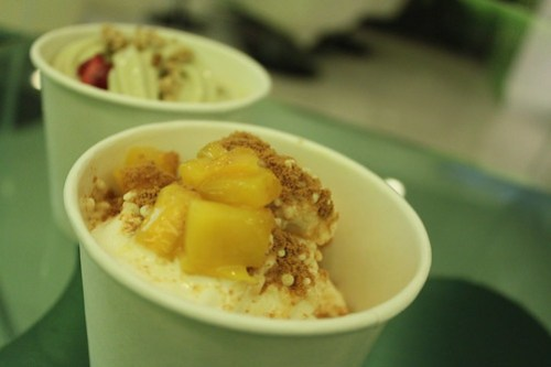 Qoola Yogurt Ice Cream
