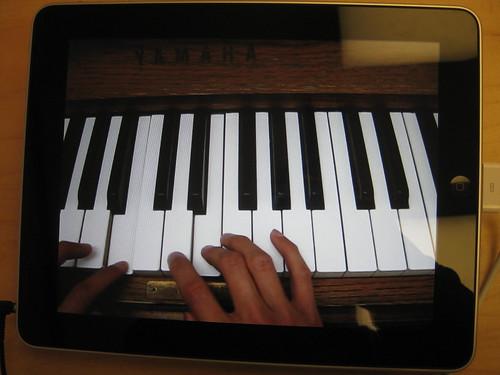 Apple iPad Video Display
