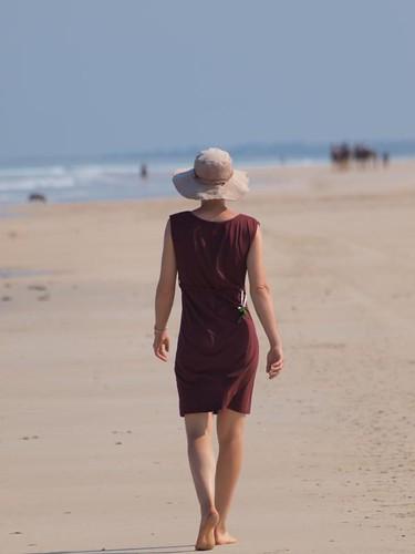 Ella on Cable Beach