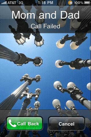 Dropped Calls