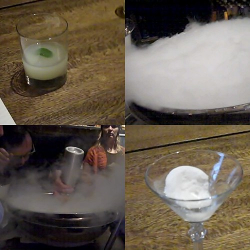 Molecular Mixology collage