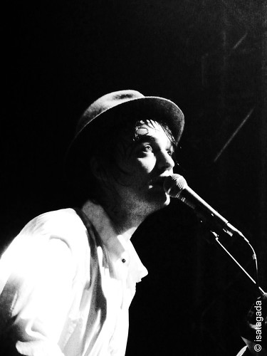 Peter Doherty @ la Flèche d'Or
