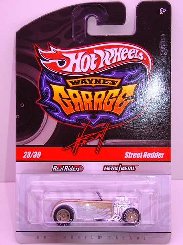 hot wheels waynes garage street rodder (1)