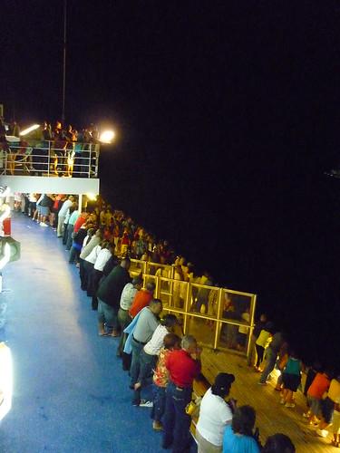 Leaving Puerto Rico