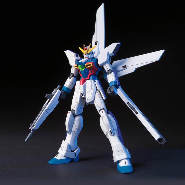 HGAW Gundam X - 02