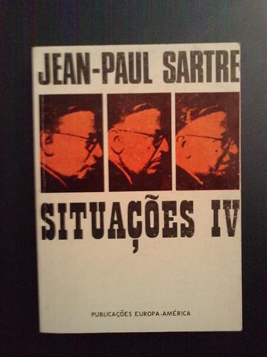 Sartre - Situações IV