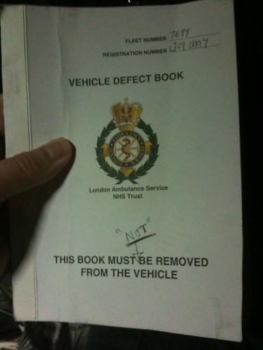 Failure Book