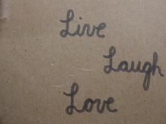 Free Live Laugh Love Texture