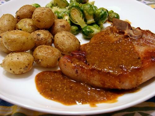 Dinner:  October 23, 2009
