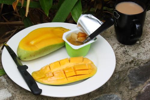 Mango Breakfast by you.