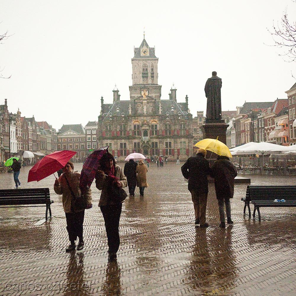 Markt y Stadhuis