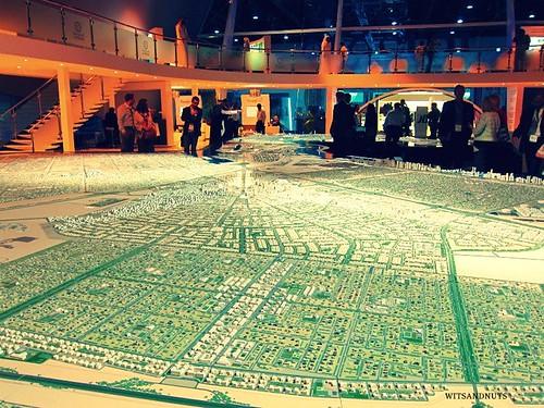 Cityscape Abu Dhabi 2011