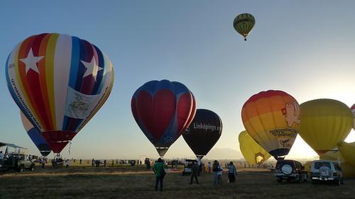 Philippine International Hot Air Balloon festival