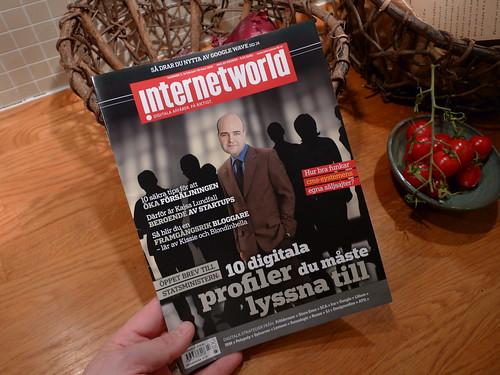 Internetworld i öppet brev till statsministern: 10 digitala profiler du måste lyssna till