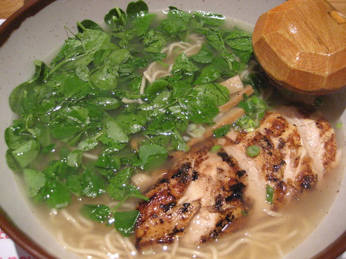 Wagamama_Chicken Ramen
