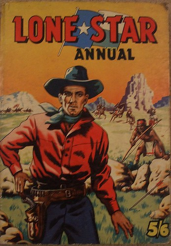 LONE STAR ANNUAL - 1955/56