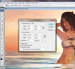 Tutorial - Cleaning up your pictures using Photoshop (6/6)