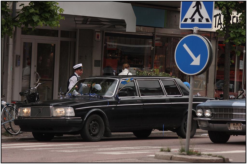Volvo 260 Lang
