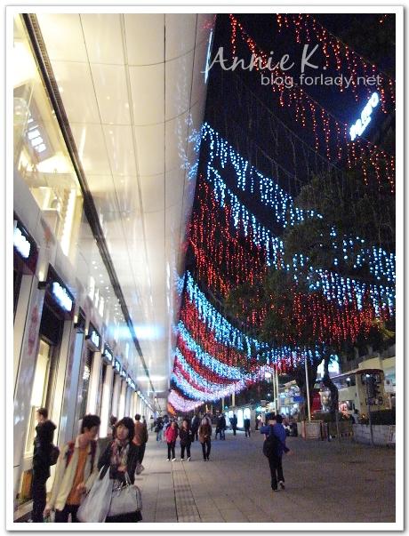 香港彌敦道