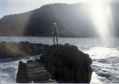 David Ben-Ariel at Knysna on the Indian Ocean