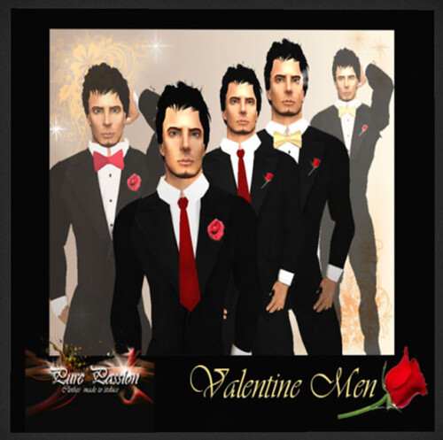 Aphrodite-Shop- Valentine Men