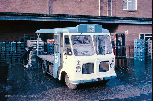 Memories of Midland Road Dairy, Walsall