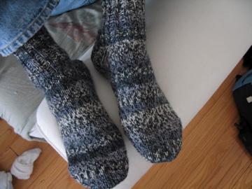 Hubby Socks I
