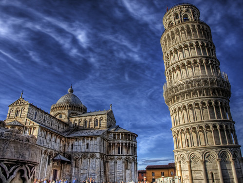 Leaning Tower of Pisa - again by neilalderney123, on Flickr
