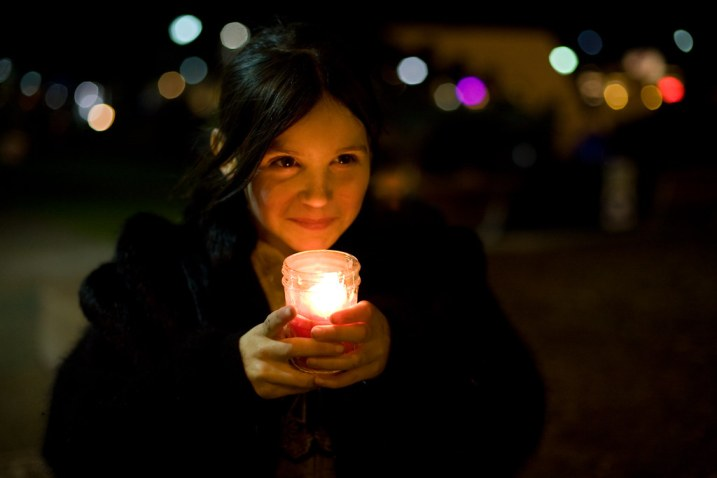 January 8, 2010 - Leah