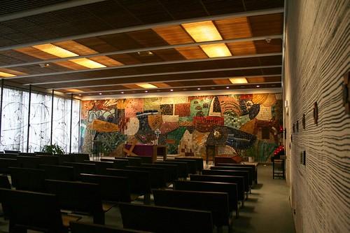 Mercy Hospital chapel