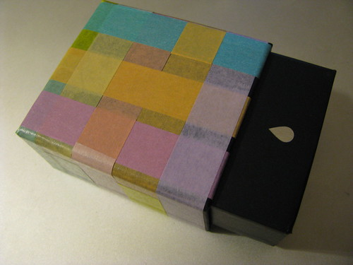 My Moo Card Box