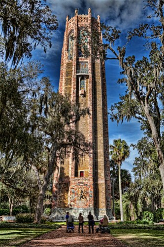 Bok Tower HDR