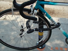 Example of Good Bike Parking 1