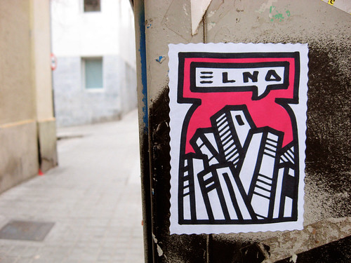 Elna-Spain-Sticker