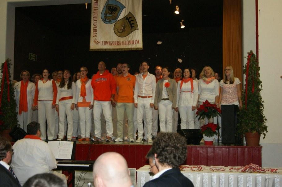 2014-11-14 Mitgliederehrung des SKV-Eglosheim, 14. November 2014