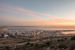 Sunset at Agadir Kasbah
