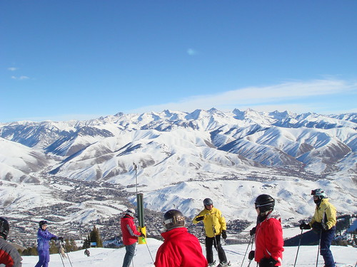 Sun Valley Mountain Tour
