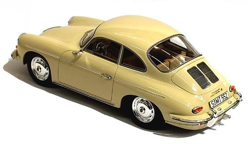 GT Spirit Porsche 356 Carrera SC