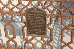 Henry Dick plaque