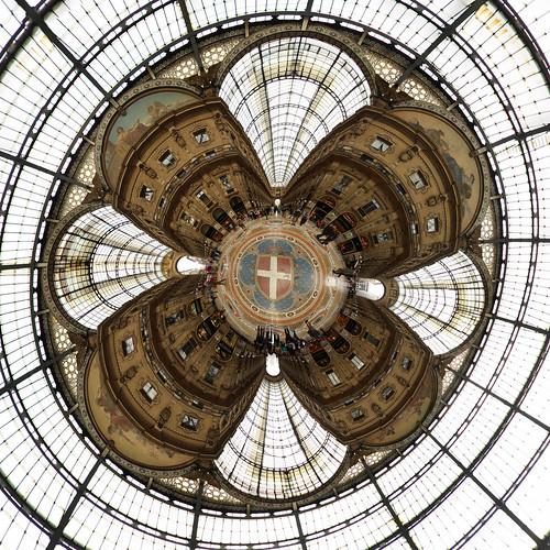 Gallerie Vittorio Emanuele II - Mailand