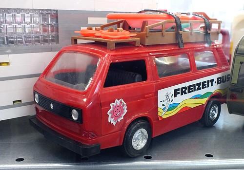 VW T3 made in Hong Kong