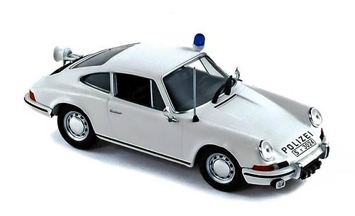 Minichamps Porsche 911 Polizei