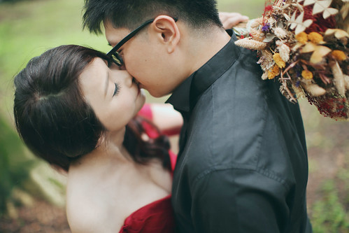 Pre-Wedding [ 中部婚紗 – 森林草原系列海邊 ] 婚紗影像 20160811 - 4